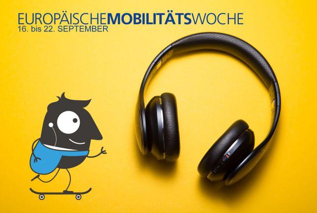 E-Mobilität – Podcast zur Europäischen Mobilitätswoche 2020
